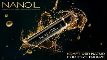 Nanoil für Haare mit normaler Porosität
